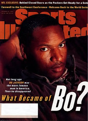 Sports Illustrated October 30, 1995