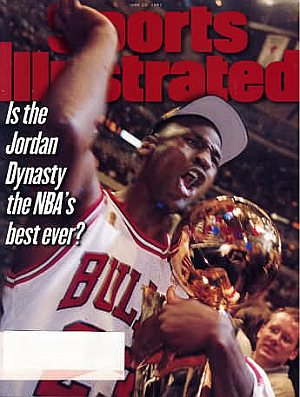 Sports Illustrated June 23, 1997