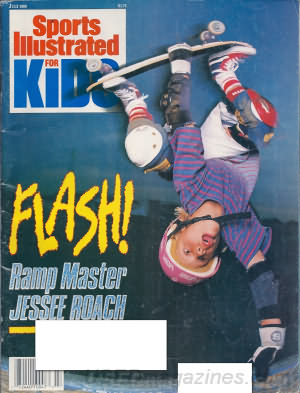 Sports Illustrated Kids July 1989