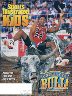 Sports Illustrated Kids May 1993