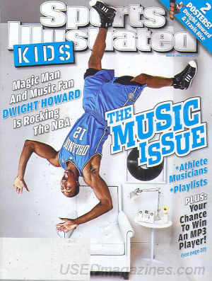 Sports Illustrated Kids March 2008