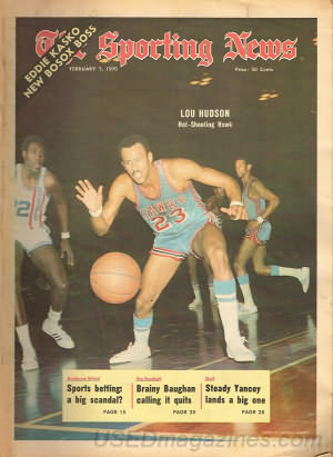 The Sporting News February 07, 1970