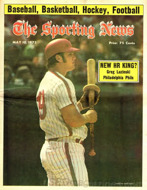 The Sporting News May 10, 1975