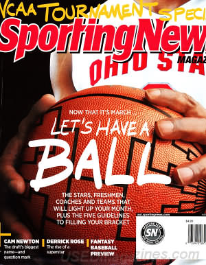 Sporting News March 14, 2011