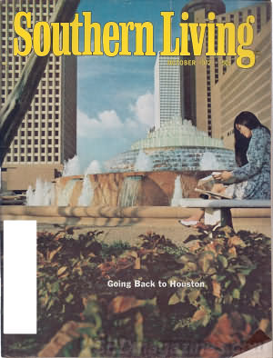 Southern Living October 1972