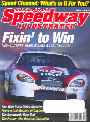 Speedway Illustrated May 2002