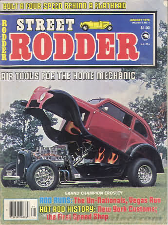 Street Rodder January 1976