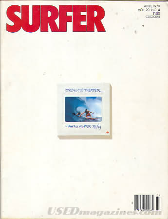 Surfer April 1979