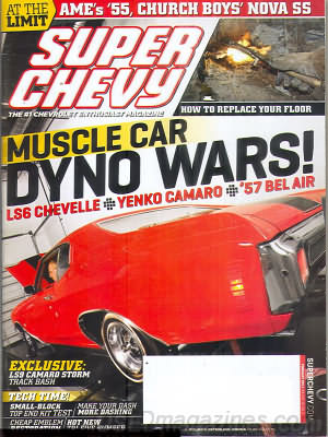 Super Chevy February 2011