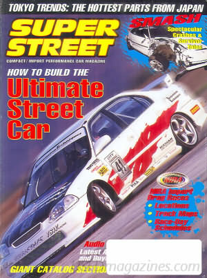 Super Street May 1998