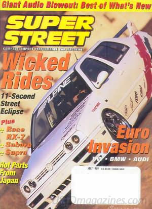 Super Street May 1999