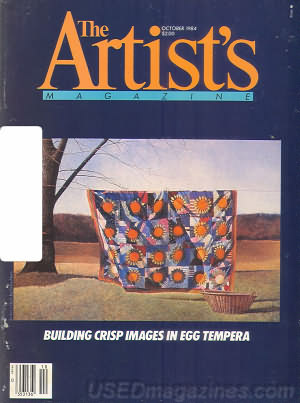 The Artist's Magazine October 1984