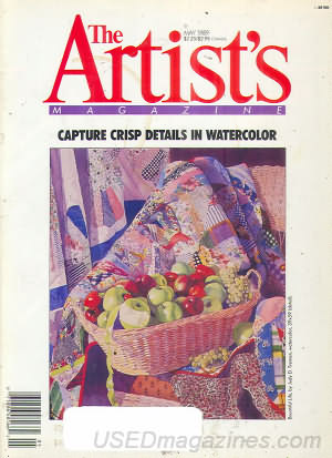 The Artist's Magazine May 1989