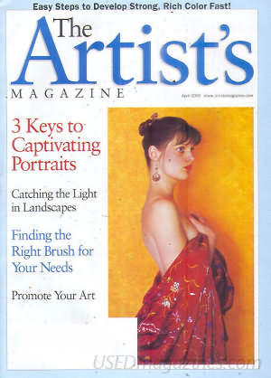 The Artist's Magazine April 2000