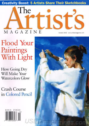 The Artist's Magazine October 2002