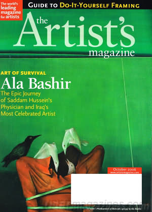 The Artist's Magazine October 2006