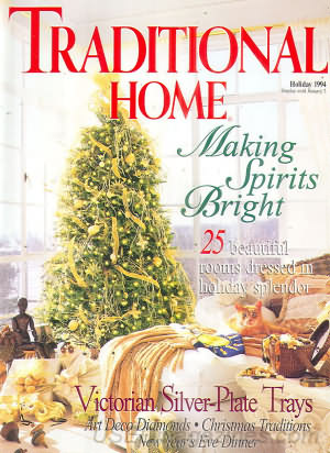 Traditional Home Holiday 1994