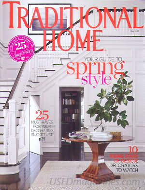 Traditional Home May 2014