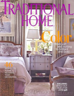 Traditional Home April 2015