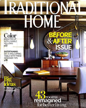 Traditional Home February/March 2016