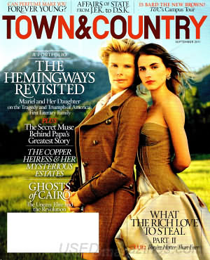 Town & Country September 2011