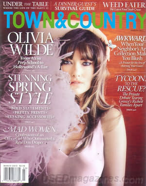 Town & Country March 2012