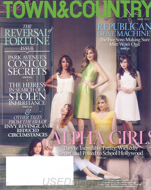 Town & Country April 2012