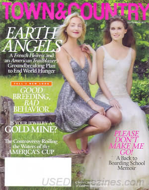 Town & Country September 2013