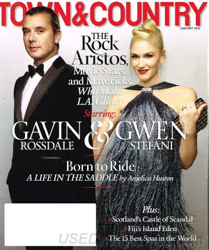 Town & Country January 2014