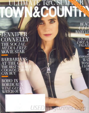 Town & Country June 2015