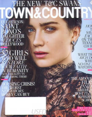 Town & Country August 2015