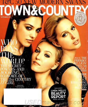 Town & Country September 2016