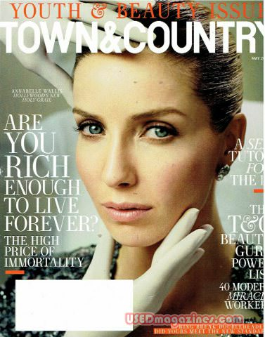 Town & Country May 2017