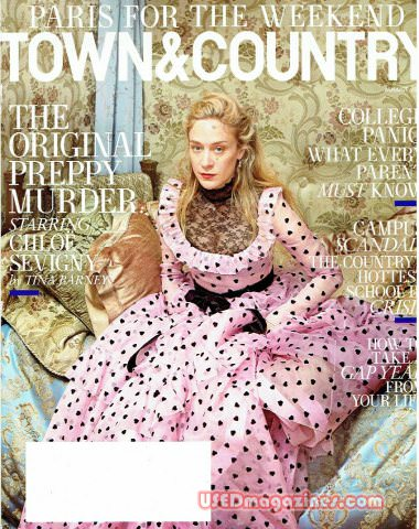 Town & Country August 2018