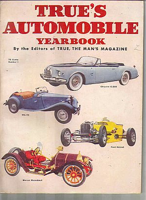 True's Automobile Yearbook 1952