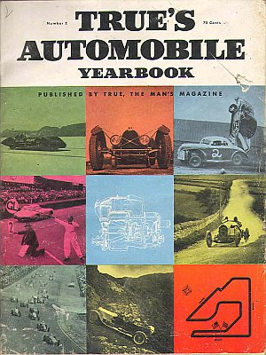 True's Automobile Yearbook 1953