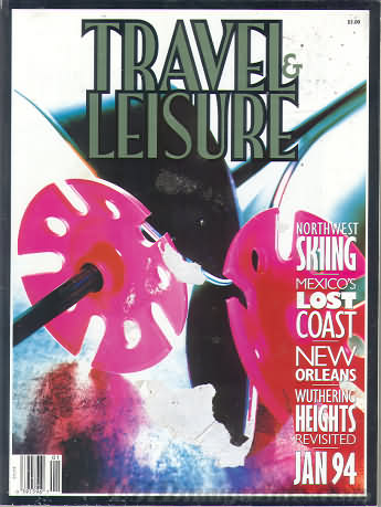Travel & Leisure January 1994