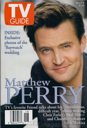 TV Guide May 02, 1998