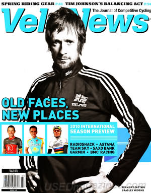 Velo News March 2010