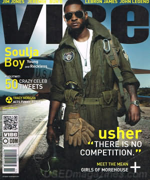 Vibe October 2010