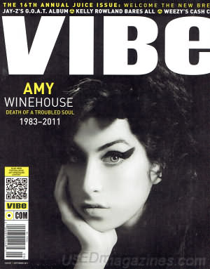 Vibe August 2011