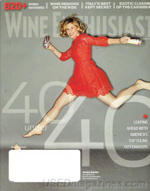 Wine Enthusiast October 2016