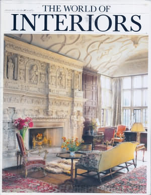 World of Interiors March 2010