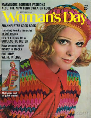 Woman's Day September 1969