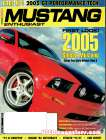 Mustang Enthusiast April 2005