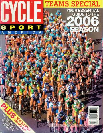 Cycle Sport America March 2006