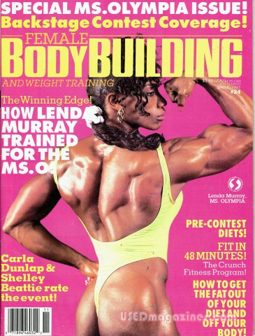 Female Body Building Spring 1991