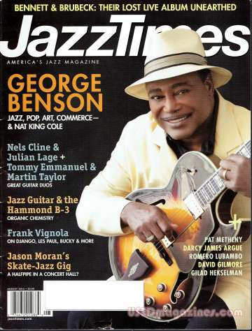 Jazz Times August 2013