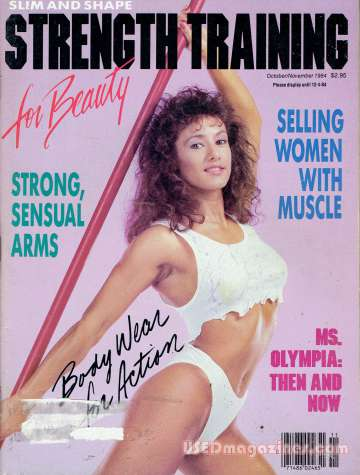 Strength Training for Beauty October/November 1984