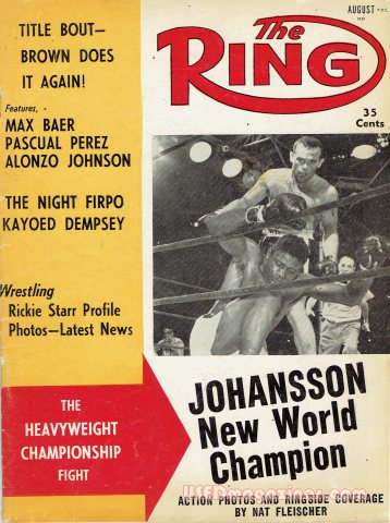 The Ring August 1959